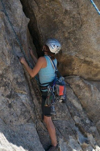 Heather on lead