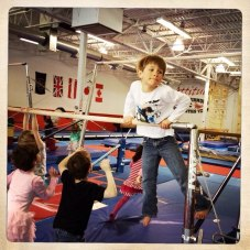 More on the uneven bars