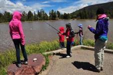 Fishing at Moose Pond ??