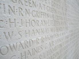 Battlefield, France.Vimy Ridge Canadian Memorial.