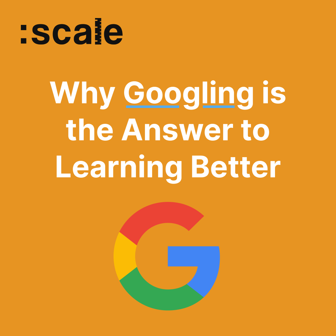 Why Googling is the Answer to Learning Better