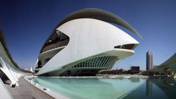El Palacio de las Artes de Valencia