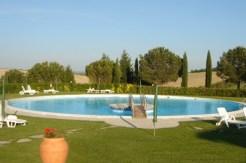 The pool - it is huge.