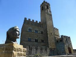 Bezoek Poppi in Toscane