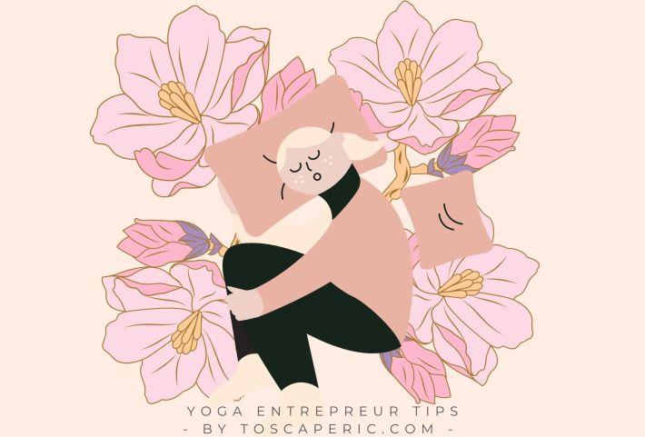 yoga entrepreneur tips