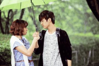 big umbrella shin won ho