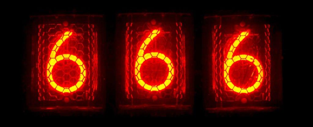 の 意味 666