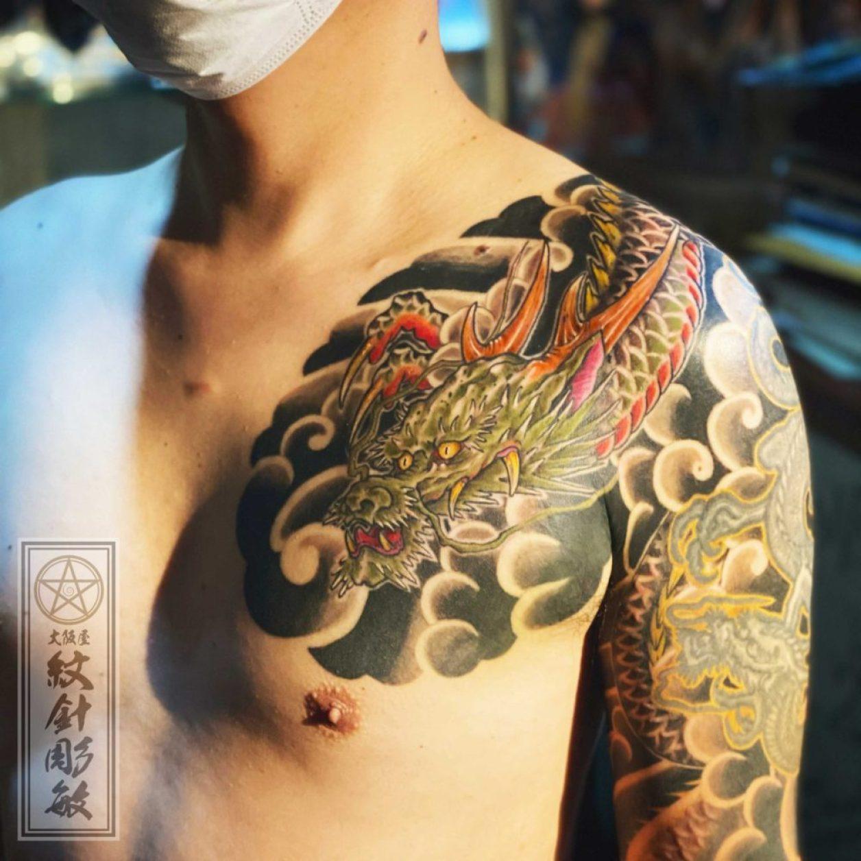 龍tattoo