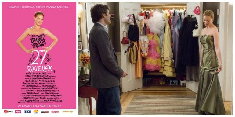 top 10 komedii romantycznych - 27 sukienek
