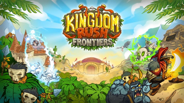 Gry mobilne na podróż - Kingdom Rush
