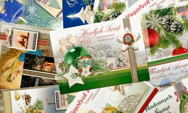 Tracker kartek świątecznych