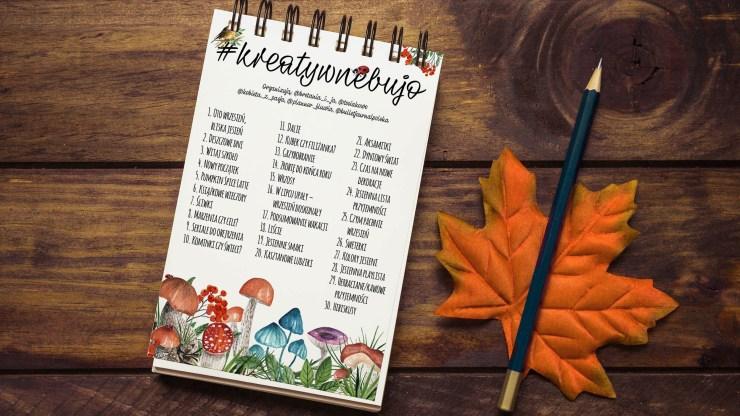 #kreatywnebujo na wrzesień