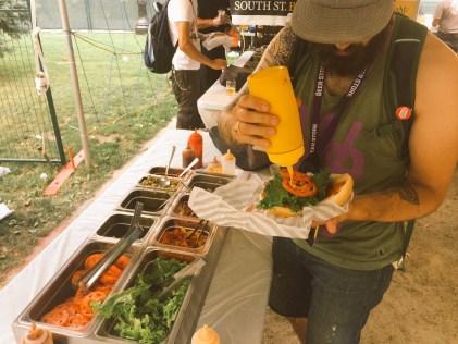 South St Burger offering up veggie eats!