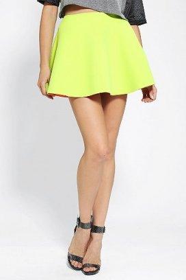 UNIF Circle Skirt