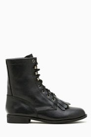 Showpony Boot - Black