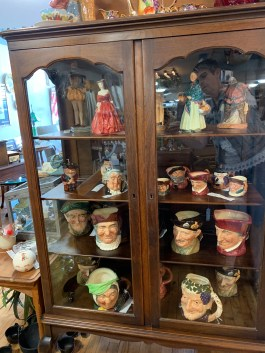 Large selection of Royal Doulton