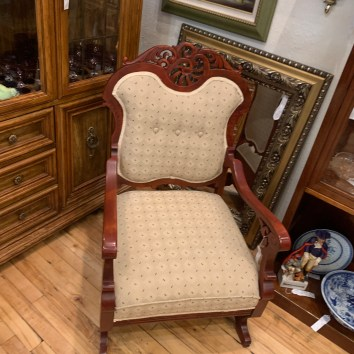 So Comfy Rocking Chair
