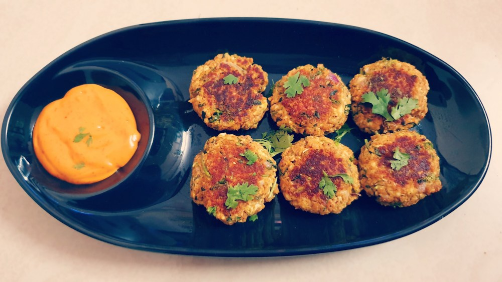 Paneer & Soya Patties