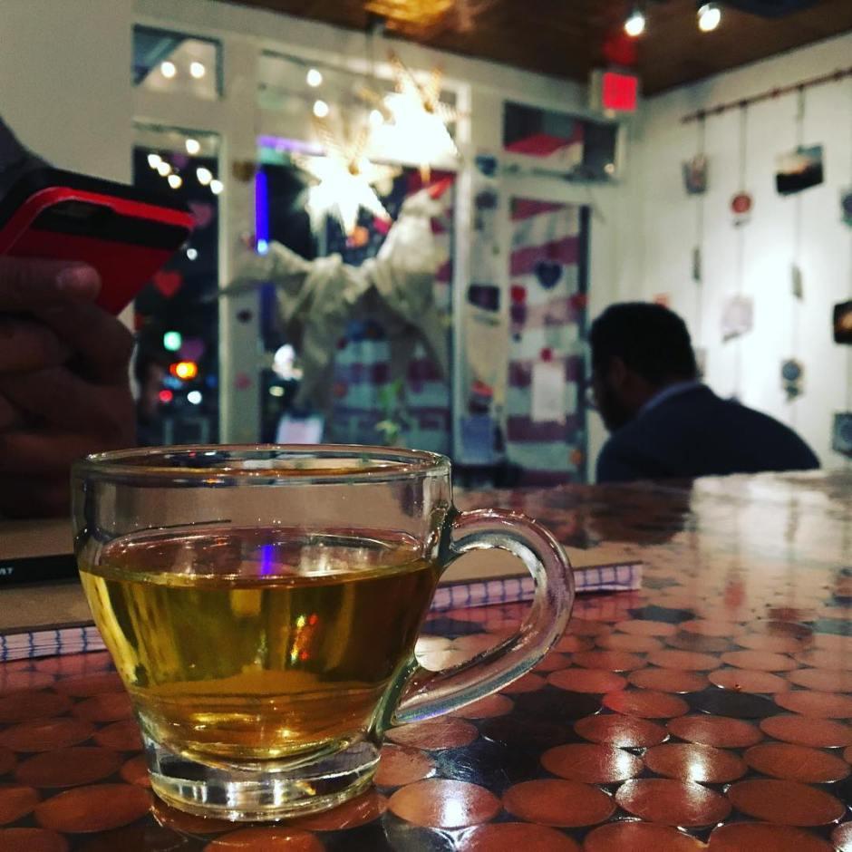 eli tea