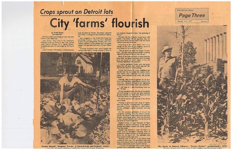 crops sprout headline