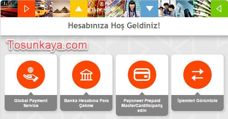 payoneer-hesap