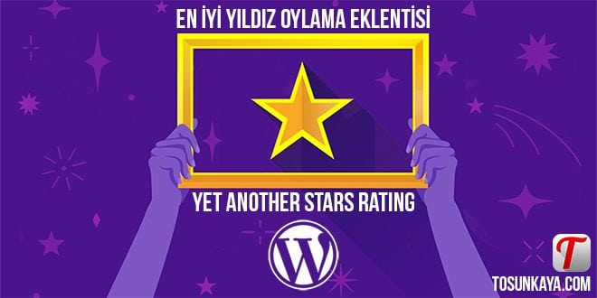 En İyi WordPress Yıldız Oylama Eklentisi: Yet Another Stars Rating (YASR)