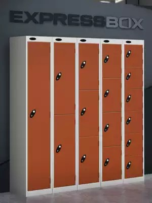 Probe ExpressBox 5 day delivery lockers, delivered UK mainland