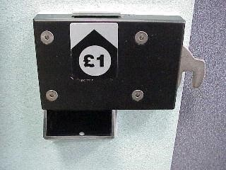 ASSA classic coin lock