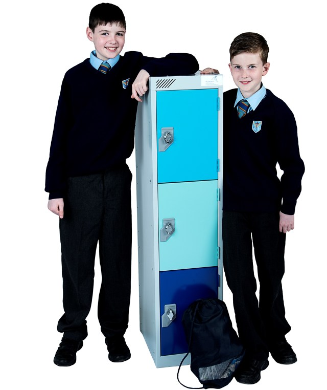 Junior lockers