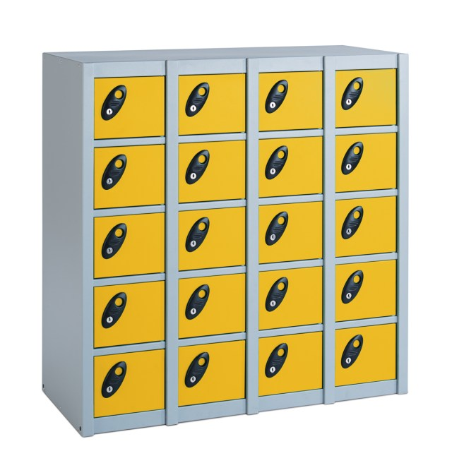 Mini lockers