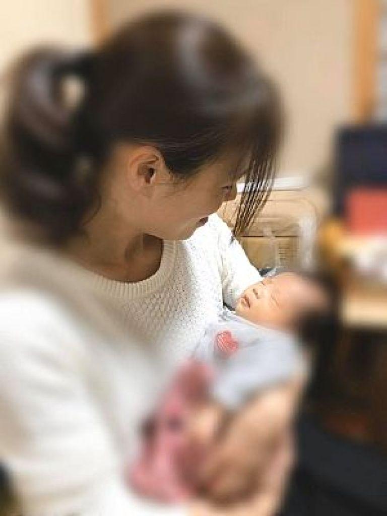 びまん性平滑筋腫症の女性が妊娠、出産