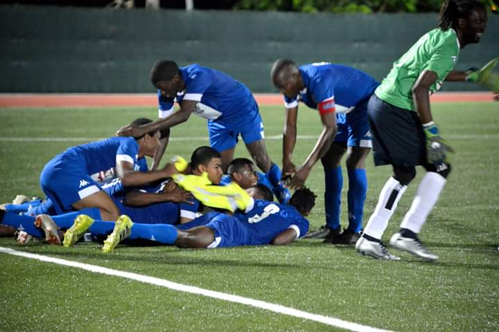 Foot-Guadeloupe -CRG-1/4 de FINALE : SIROCO vs Gauloise / AS Gosier vs USBM, les chocs des quarts de finales