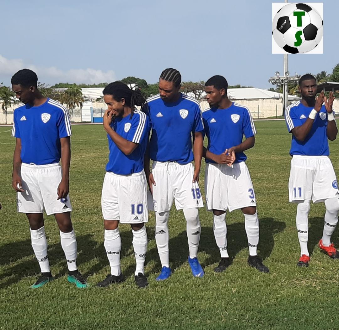 Foot-Guadeloupe- R2: JSVH au paradis de la R1, ANJE est à un match nul/ USCB et RACING sont à un pas du barrage