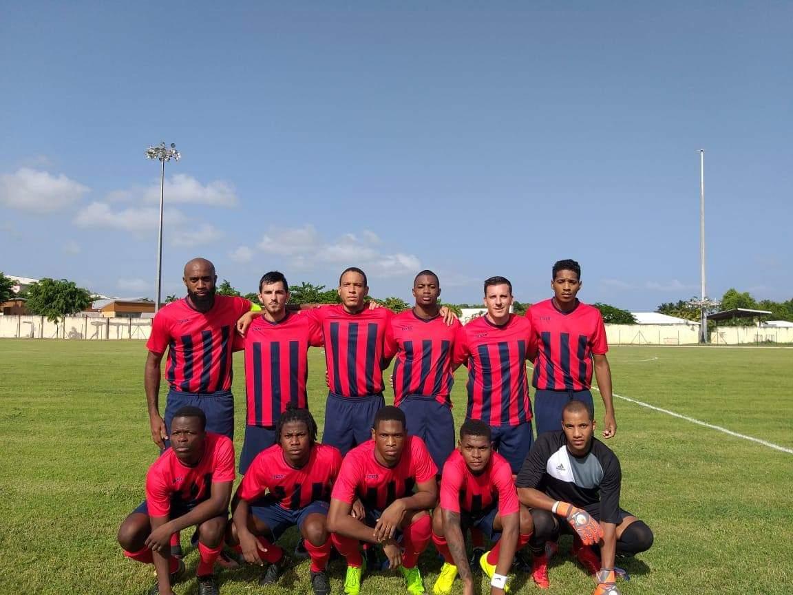 Foot-Guadeloupe-R1-3e J: USR en démonstration, La GAULOISE se lance, AS GOSIER renverse JEFC