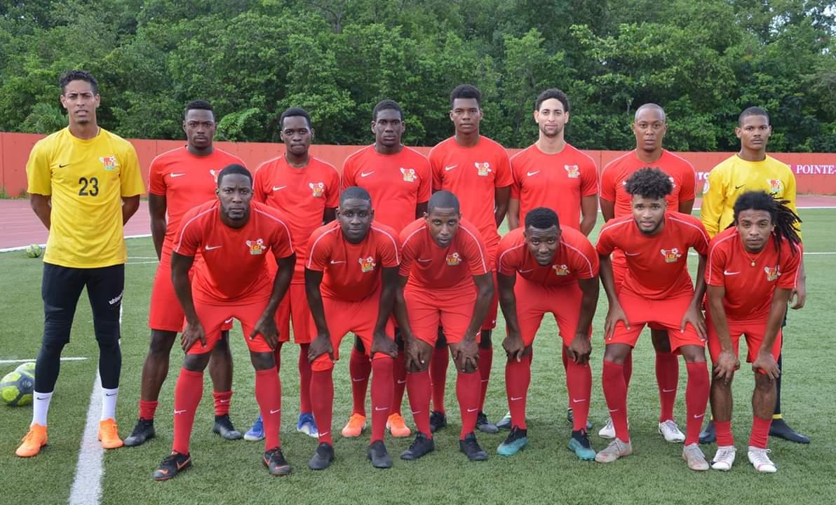 Foot-LDN: Guadeloupe vs Sint-Maarten, les Gwadaboys se disent prêts