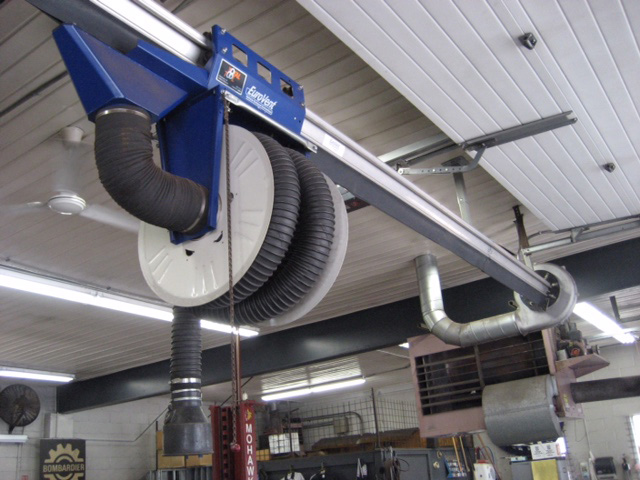 eurovac fume exhaust systems total tool