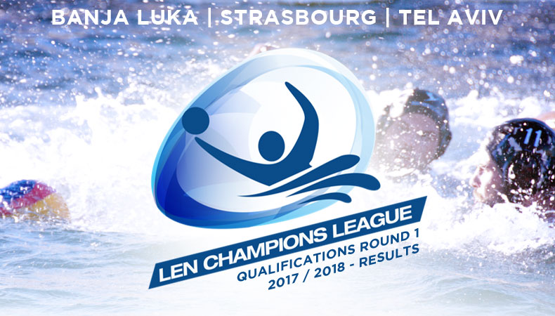 Qualifications Round 1 LEN Champions League