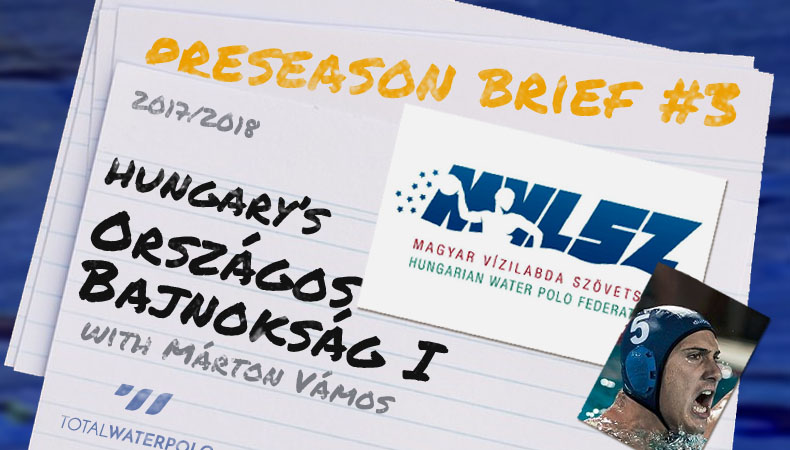 Preseason Brief #4 with Márton Vámos