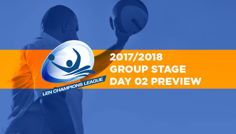 Len Champions League 2017/2018 Day 02 Preview