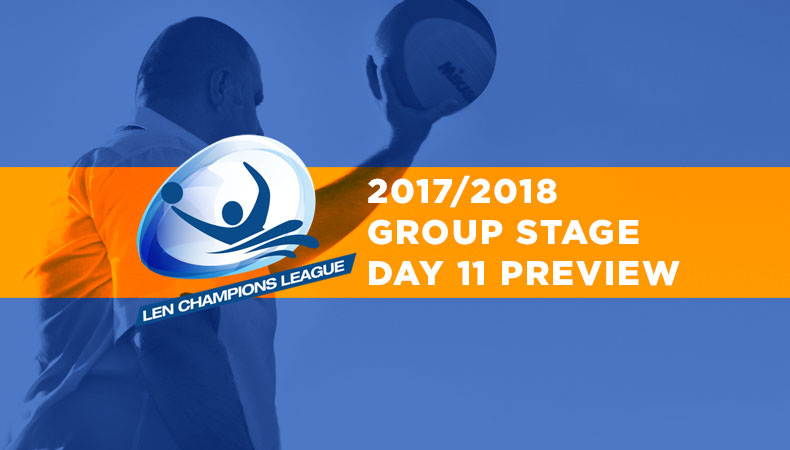 LEN-champions-league-2017-2018-Day11-Preview