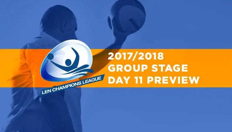 LEN-champions-league-2017-2018-Day11-Preview