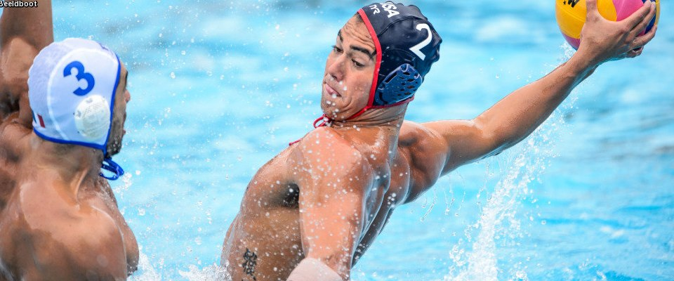 WPWL Inter-Continental Men, Day 2: USA Leading the Group
