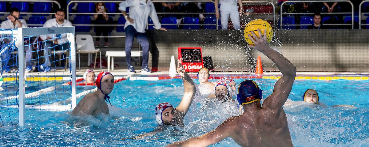 LEN Water Polo Europa Cup, Men's Super Final, Rijeka (CRO) – Day 2