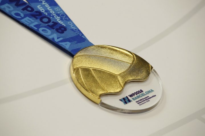 Barcelona 2018 Will Have an Innovative Medal Design