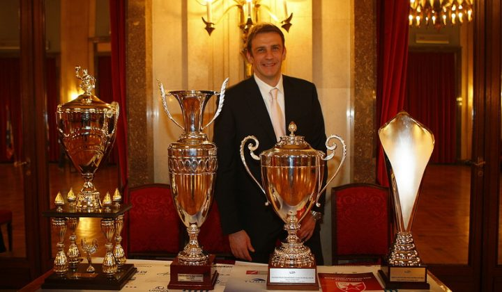 Viktor Jelenić is the New President of the Water Polo Association of Serbia