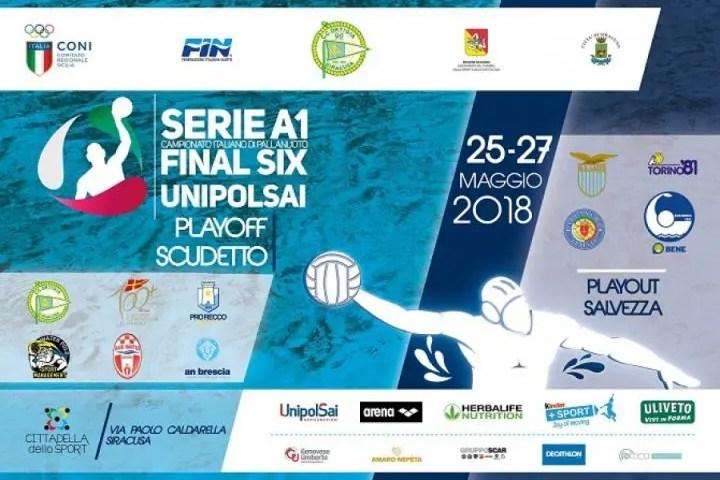 Italian Water Polo — Unipolsai Final Six