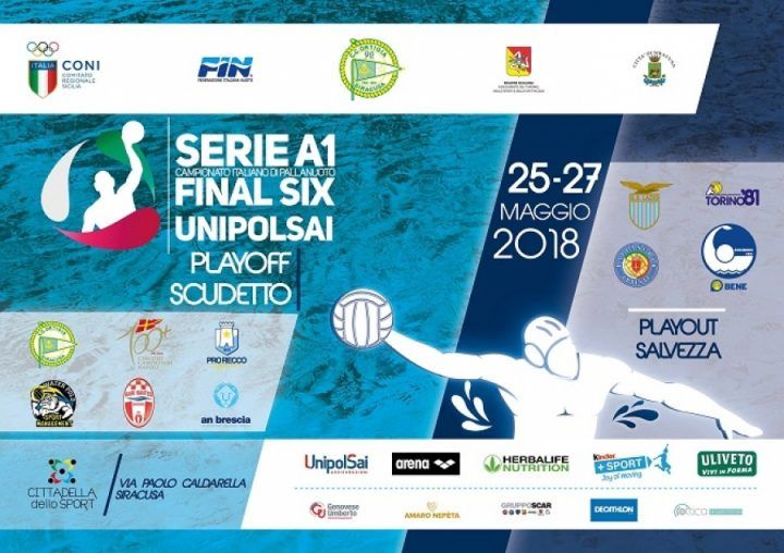 Italian Water Polo — Unipolsai Final Six