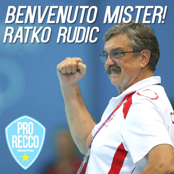 Ratko Rudic Is Pro Recco's New Coach!