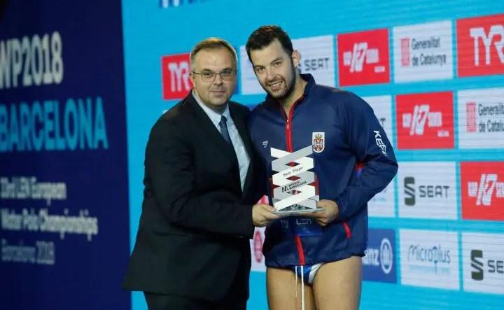 Filip Filipović — MVP of European Championships to Leave Pro Recco for Barceloneta?