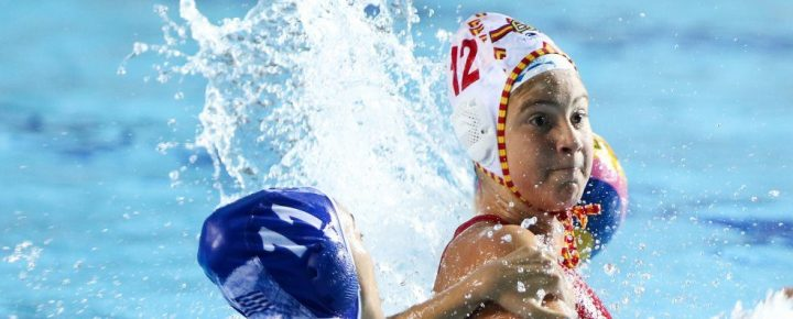 Women's Youth World Championships, Belgrade, Day 6 — Match Reports
